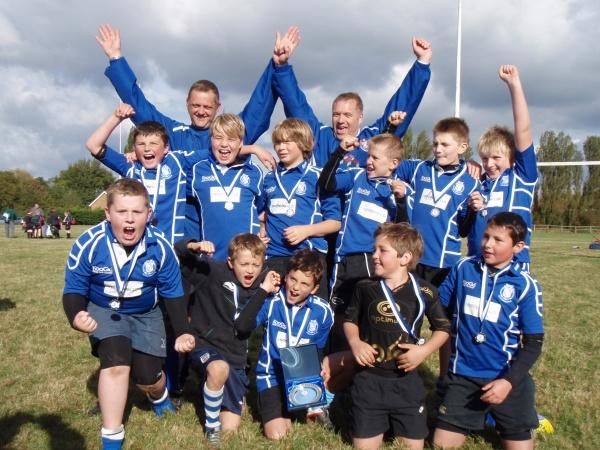 Brackley U11 Rugby