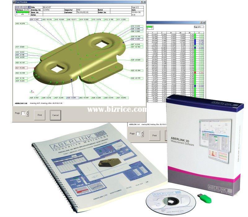 Aberlink 3D software