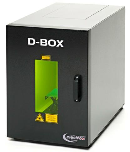 Electrox DBOX Laser Engraver